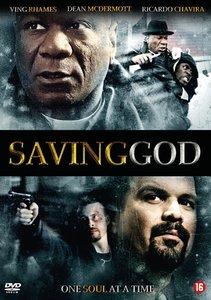 SAVING GOD   Actie