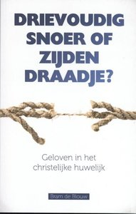 Boek Bram de Blouw - Drievoudig snoer of zijden draadje? | mcms.nl