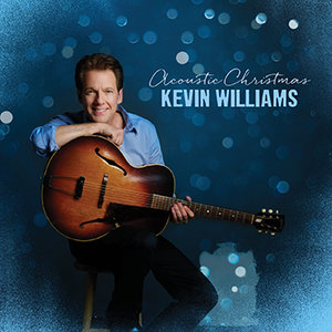 "CD Kevin Williams ""Acoustic Christmas"""