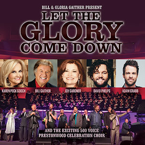 Let The Clory Come Down CD Gaither