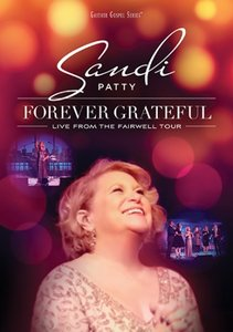 Forever Grateful DVD - Sandi Patty