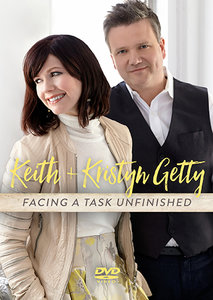 """Facing A Task Unfinished"" DVD - Keith and Kristyn Getty"