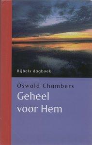 Geheel voor Hem - Oswald Chambers | MCMS.nl