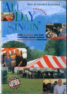 All Day Singin' and Dinner on the Ground DVD   mcms.nl