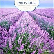 Proverbs - Wandkalender 2020 Large