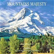 Mountains Majesty - Wandkalender 2020 Large
