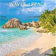 Waves of Peace - Wandkalender 2020 Large