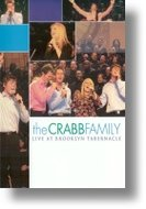 """""""Live At Brooklyn Tabernacle"""" DVD - Crabb Family"""