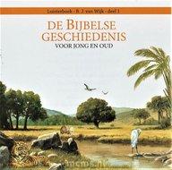 Luisterboek (CD) - Bijbelse Geschiedenis deel 1